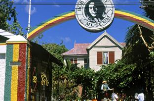 The Home of Reggae
