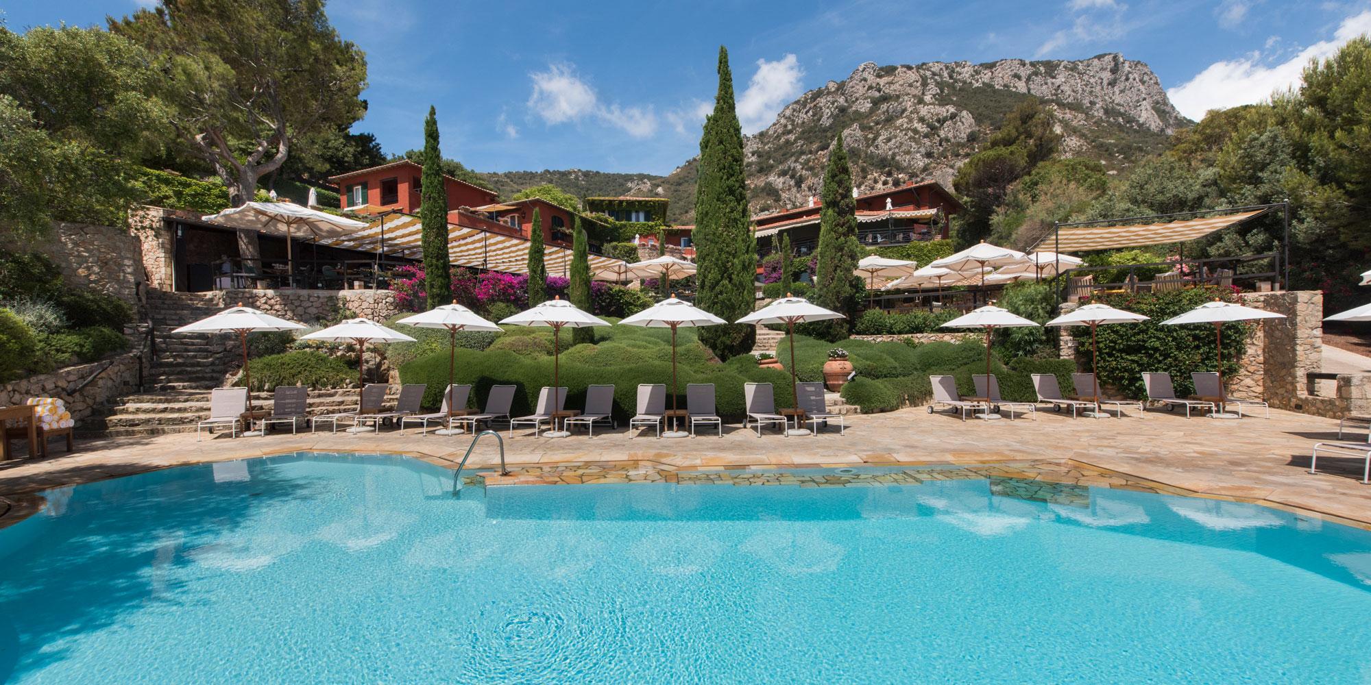 Hotel Il Pellicano - Porto Ercole - Tuscany - Italy - Eden ...